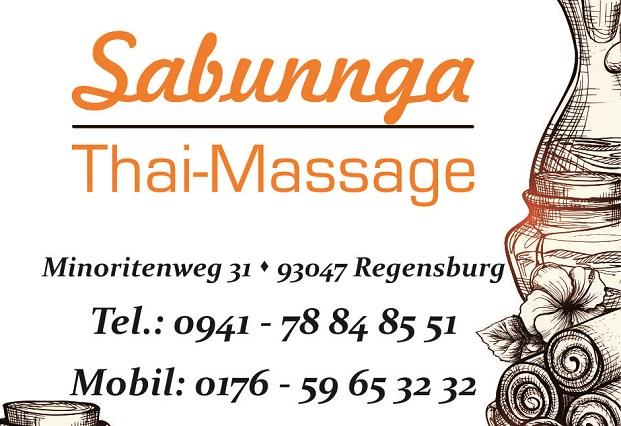 Thai-Massage - Gutscheine online bestellen bei Sabunnga